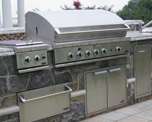 BBQ grill repair in Alameda by BBQ Repair Doctor.