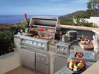 BBQ grill repair in Antioch by BBQ Repair Doctor.