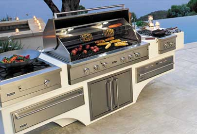 BBQ grill repair in Berkley by BBQ Repair Doctor.
