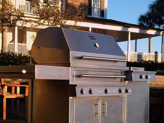 BBQ grill repair in Brentwood by BBQ Repair Doctor.