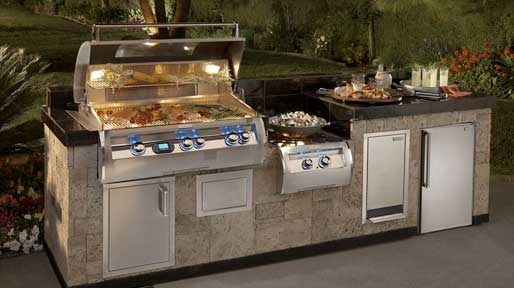 BBQ grill repair in Clayton by BBQ Repair Doctor.