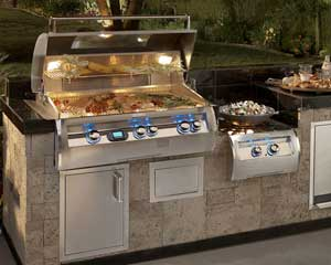 BBQ grill repair in Concord by BBQ Repair Doctor.