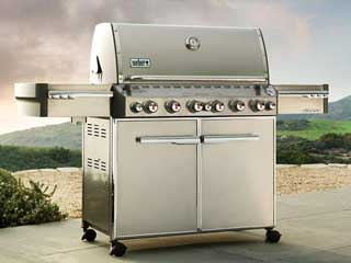 BBQ grill repair in Contra Costa County by BBQ Repair Doctor.