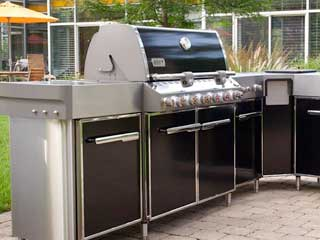 BBQ grill repair in Danville by BBQ Repair Doctor.
