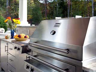 BBQ grill repair in Lafayette by BBQ Repair Doctor.