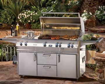 BBQ grill repair in Livermore by BBQ Repair Doctor.