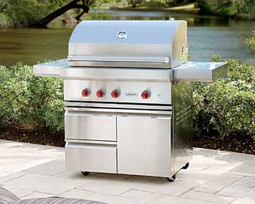 BBQ grill repair in Orinda by BBQ Repair Doctor.