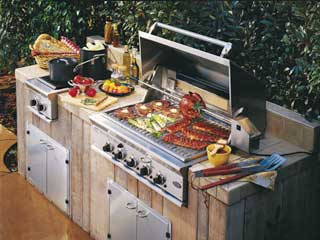 BBQ grill repair in Pittsburg by BBQ Repair Doctor.