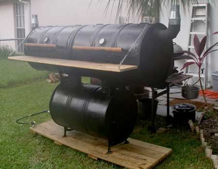 Smoker BBQ repair from BBQ Repair Doctor.