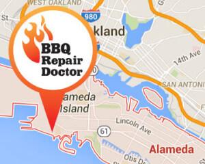 BBQ repair Alameda
