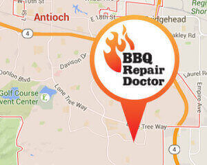BBQ repair Antioch