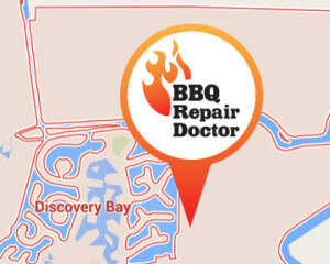 BBQ repair in Discovery Bay