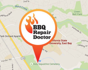 BBQ repair in East Bay