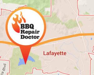 BBQ repair in Lafayette