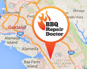 BBQ repair in Oakland