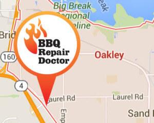 BBQ repair in Oakley