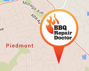 BBQ repair in Piedmont