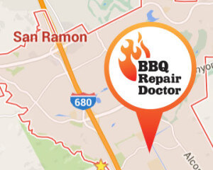 BBQ repair in San Ramon