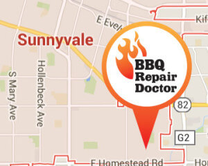 BBQ repair in Sunnyvale