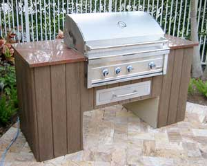 Barbecue repair in North Hollywood by BBQ Repair Doctor.