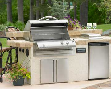 Barbecue repair in Santa Monica Mountains by BBQ Repair Doctor.