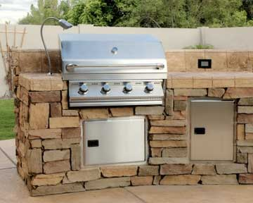Barbecue repair in Shadow Hills by BBQ Repair Doctor.