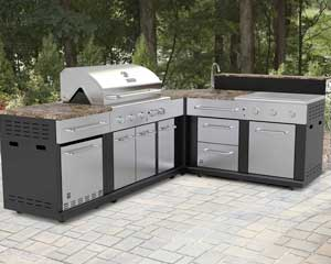 Barbecue repair in Sunland-Tujunga by BBQ Repair Doctor.