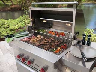 Barbecue repair in Winnetka by BBQ Repair Doctor.
