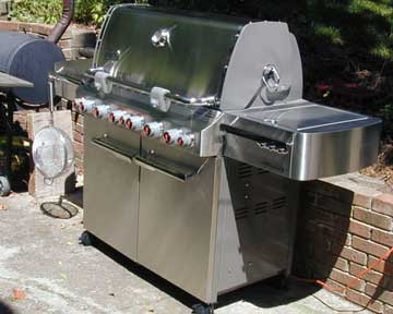 Barbecue repair in Concord by barbecue Repair Doctor