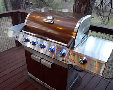 Barbecue repair in Contra Costa County by BBQ Repair Doctor.