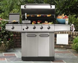 Barbecue Repair in San Ramon