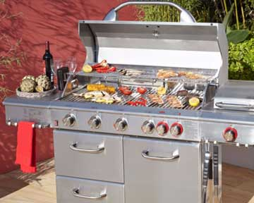 Barbecue repair in Santa Clara County by BBQ Repair Doctor.