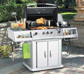 BBQ repair in Arlington Heights by BBQ Repair Doctor.