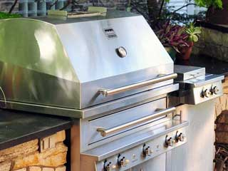 BBQ repair in Glendale by BBQ Repair Doctor.