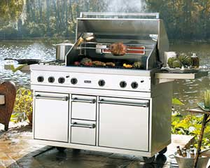 BBQ repair in Hollywood Hills by BBQ Repair Doctor.