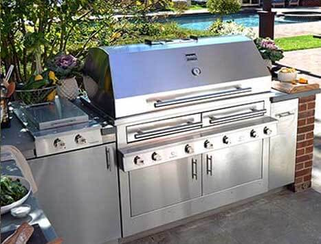 BBQ repair in Newhall by BBQ Repair Doctor.