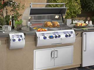 BBQ repair in Santa Clarita by BBQ Repair Doctor.