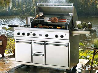 BBQ repair in Verdugo Mountains by BBQ Repair Doctor.