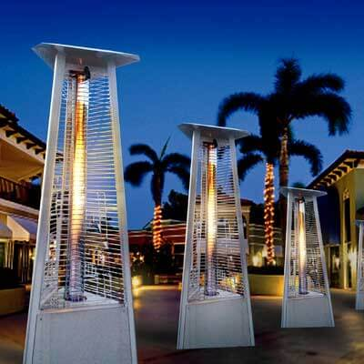 Commercial Patio Heater Repair by BBQ Repair Doctor.