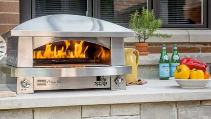 Kalamazoo Pizza Oven Repair by BBQ Repair Doctor.