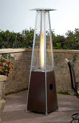 Outdoor Heater Repair by BBQ Repair Doctor.