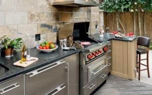 BBQ Repari Doctor Outdoor Kitchen Cleaning