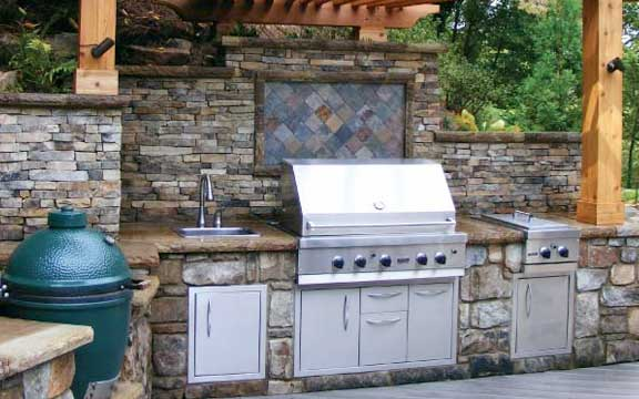 Outdoor Kitchen Repair Highly Skilled