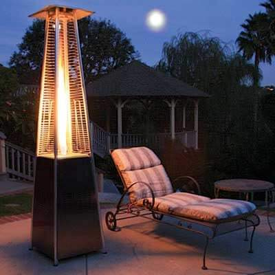 We do Patio Heater Repair in Beverly Hills - HIGHLY RATED!