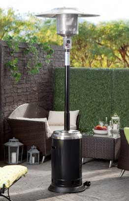 We do Patio Heater Repair in Ventura County - HIGHLY RATED!