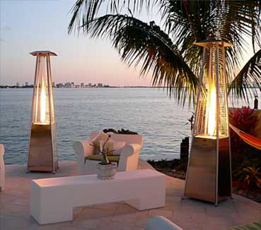 Propane patio heater repair experts - Highly skilled!