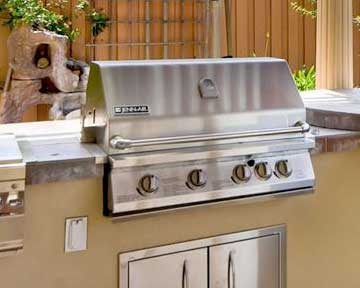 We do Barbecue repair in Encino