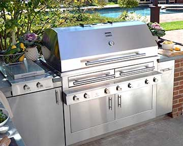 Barbecue repair in Hollywood Hills by BBQ Repair Doctor.