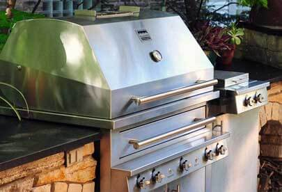 Barbecue repair in Hollywood West Hills by BBQ Repair Doctor.