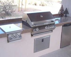 We do barbecue repair in Northridge